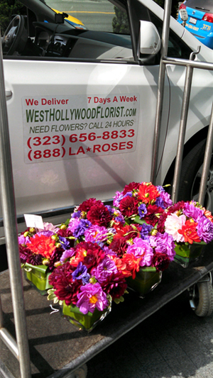Los Angeles Flower Delivery -Los Angeles Florists and